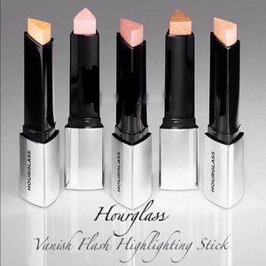 HOURGLASS FLASH HIGHLIGHTING STICK - PINK FLASH